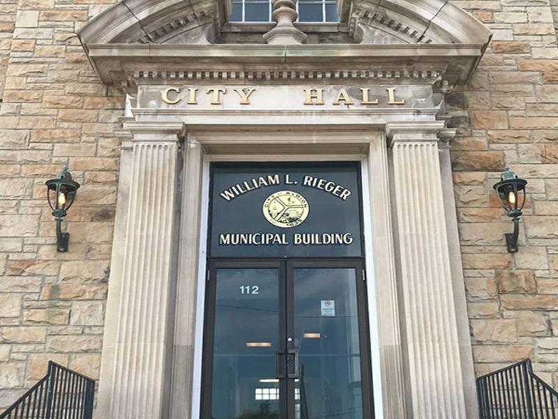 Albion City Hall